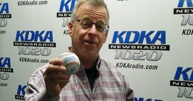 Larry Richert Talks Baseball on the Radio