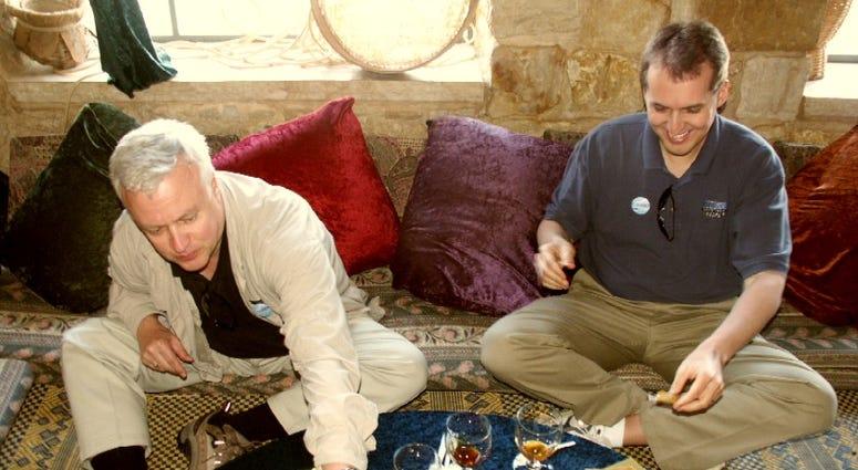 Mike Pintek and Jeff Hathhorn