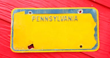 A sticky problem in Pennsylvania; whether or not to bring back those license plate registration stickers.