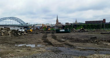 Another big step toward development of a former brownfield site in McKees Rocks.
