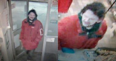 McKeesport Robberies Suspect