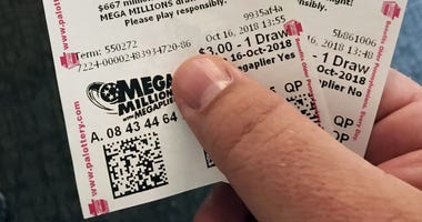Pennsylvania Lottery Mega Millions Tickets