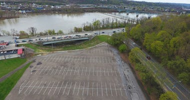 Pittsburgh Zoo Parking Lot
