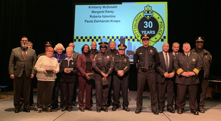 Years of Service Recognition Ceremony