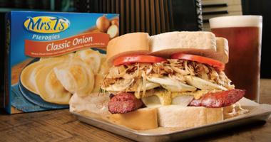 The Polish Hill Sandwich