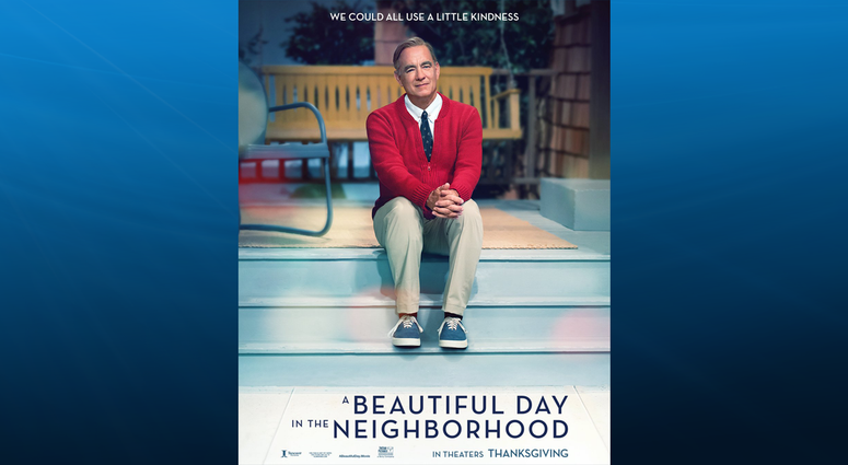 Poster For A Beautiful Day In The Neighborhood Released Newsradio 1020 Kdka