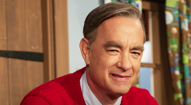 Tom Hanks Birthday Celebrated With New Photo Of Him As Fred Rogers Newsradio 1020 Kdka