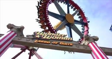 See Tallest Pendulum Ride in the World