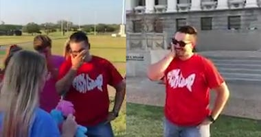 Student Cries After Seeing Color for the First Time Thanks to Gift from Campers