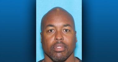 Rape suspect Michael Cooper