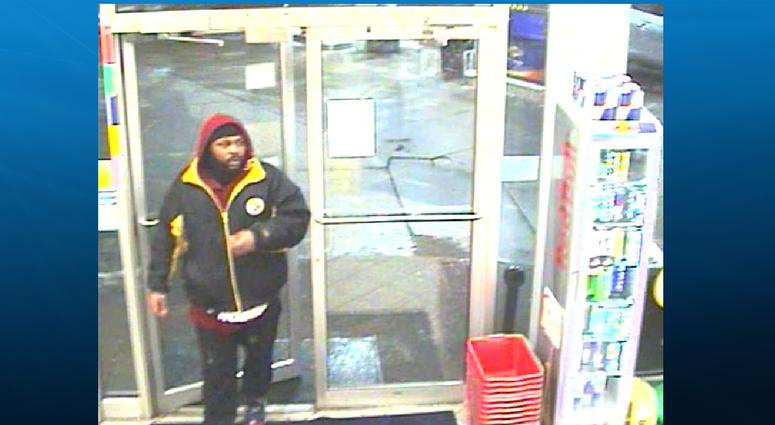 Sunoco Oakland Robbery Suspect