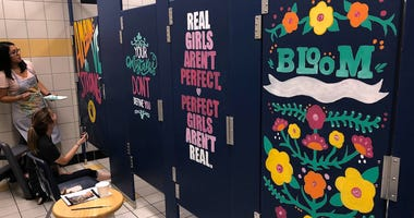 Teachers Create Body-Positive Murals for Students Over Summer Vacation