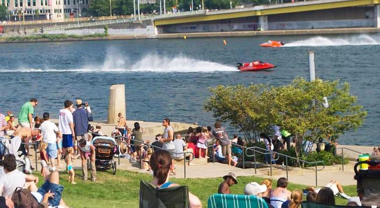 Pittsburgh Three Rivers Regatta