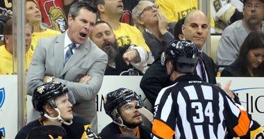 NHL Referee