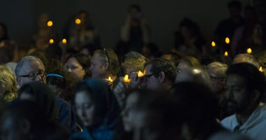 New Zealand Shooting Vigil