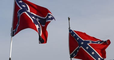 confederate flags