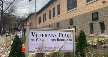 Veterans Place on Washington Boulevard in the Larimer-Highland Park area now has as remodeled commercial kitchen and new food pantry to serve the 300 homeless veterans it sees every year.