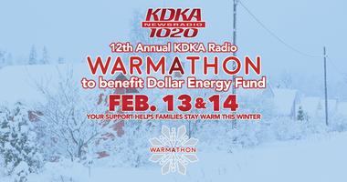 KDKA Radio Warmathon 2020