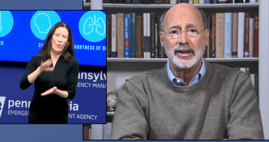 Gov. Tom Wolf gives update on Coronavirus in PA