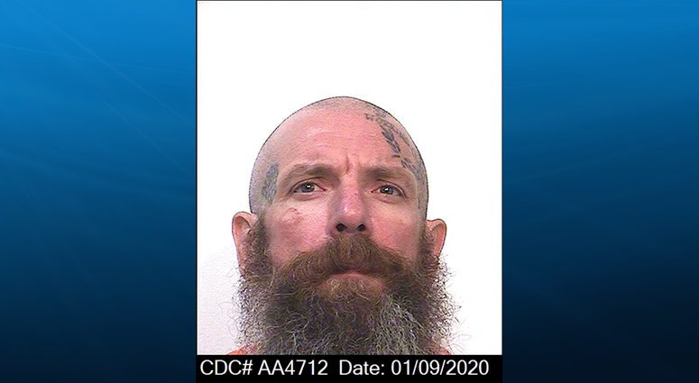 This Jan. 9, 2020 file photo released by the California Department of Corrections and Rehabilitation shows Jonathan Watson.