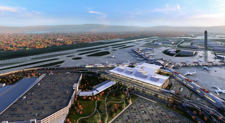 New Pittsburgh International Airport