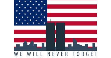Flag Remember 9/11