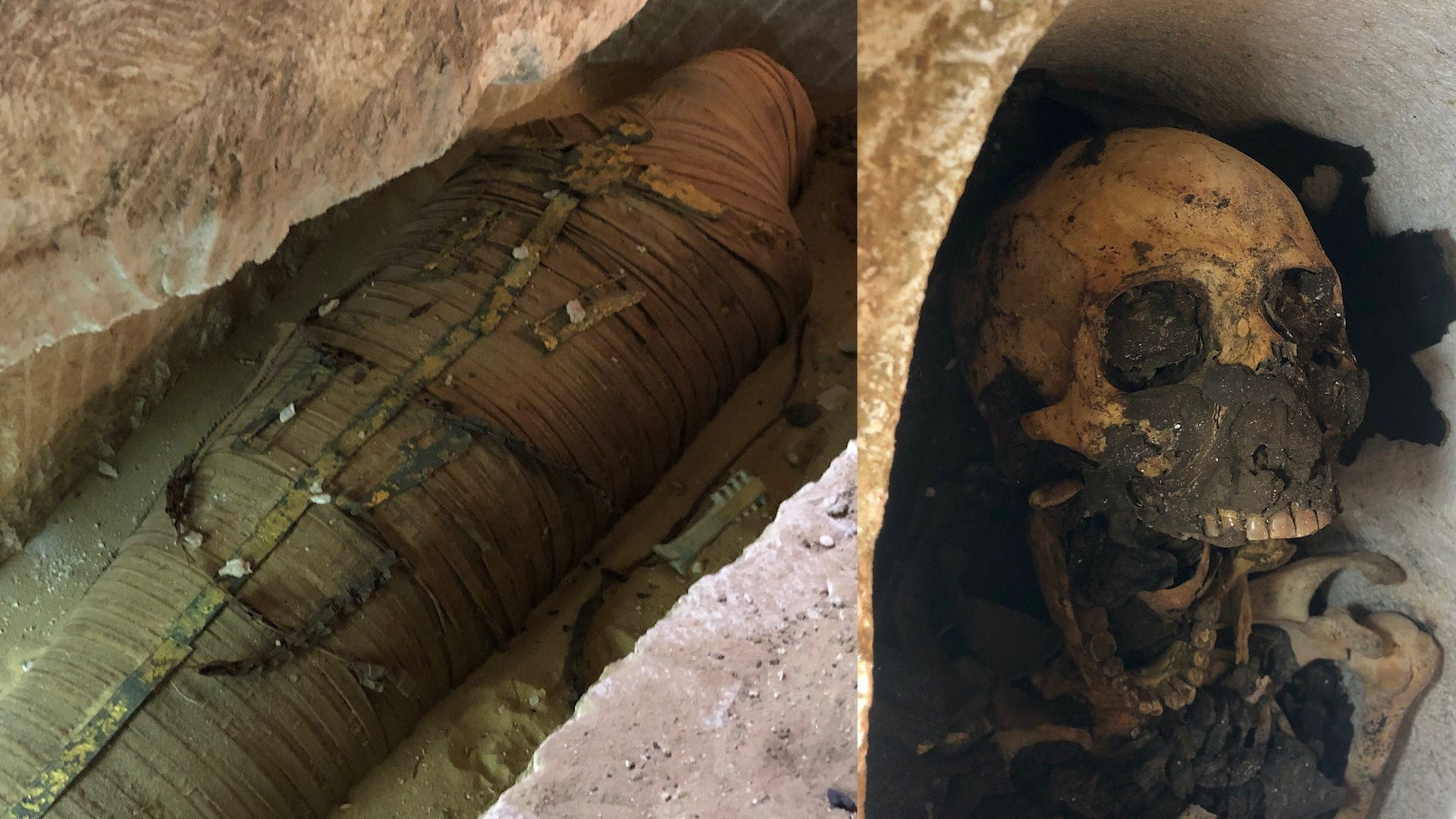 2,500-Year-Old Mummy Discovered in Egypt | Newsradio 1020 KDKA