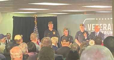 VP Mike Pence speaking in Beaver Country Dec. 10, 2019