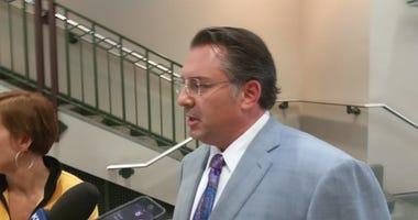 Defense Attorney David Shrager