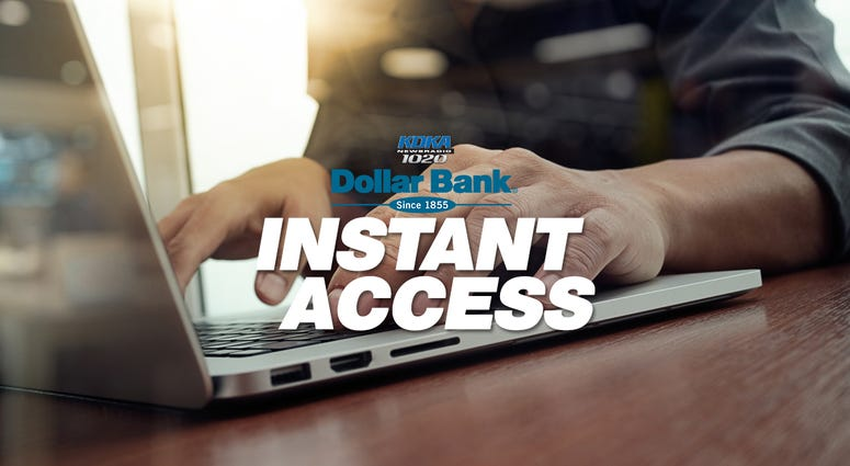 KDKA Radio Dollar Bank Instant Access