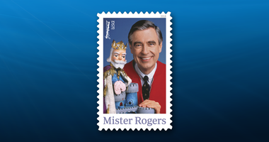 Mr Rodgers Stamp