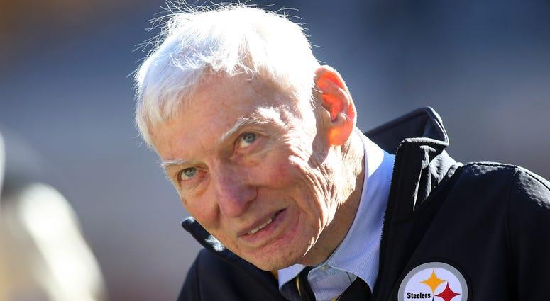 Pittsburgh Steelers chairman Dan Rooney