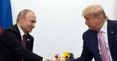 2016 Again? Russia Back To Stirring Chaos In U.S. Election