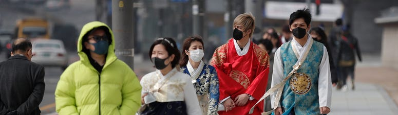 China Reports Major Drop In New Virus Cases To 397