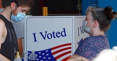 The Latest: Biden Wins Pennsylvania, Rhode Island Primaries