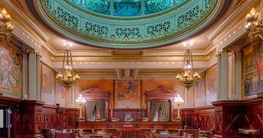Pennsylvania Supreme Court Chambers