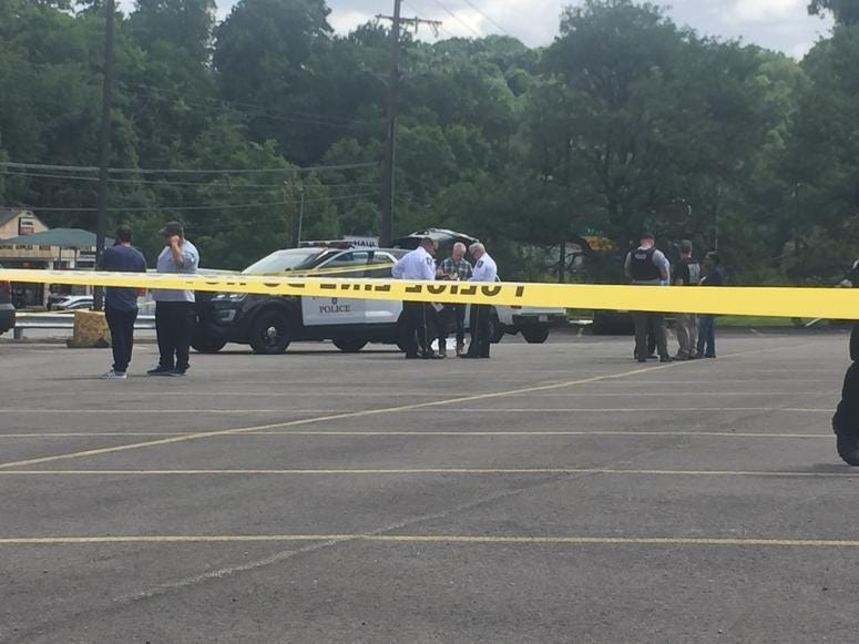 Shooting at Big Lots in the North Hills