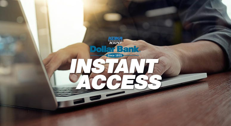KDKA Radio Dollar Bank Instant Access