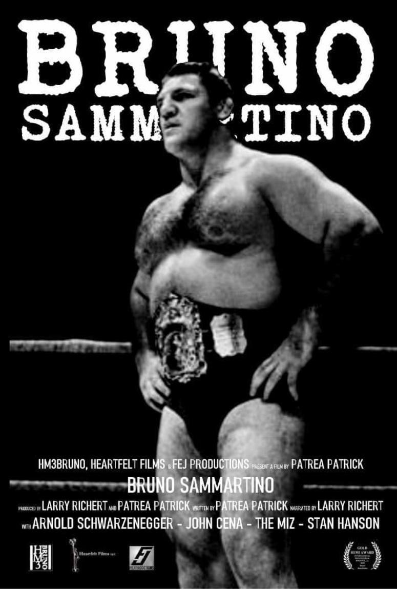 Bruno Sammartino Film Poster
