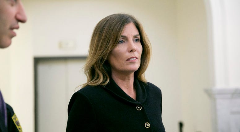 Kathleen Kane at the Montgomery County Courthouse, in Norristown, Pa., on August 15, 2016.