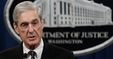 Special counsel Robert Mueller makes a statement about the investigation into Russian interference in the 2016 election at the Justice Department on May 29, 2019 in Washington, DC