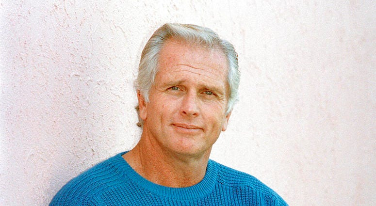 "former ""Tarzan"" actor Ron Ely"
