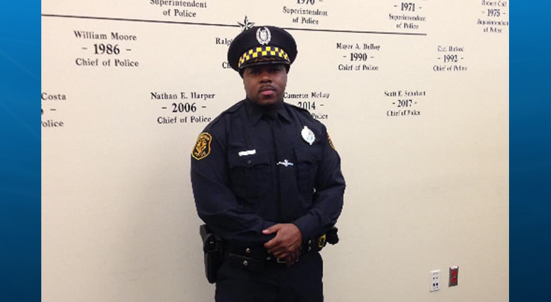 Officer Calvin Hall