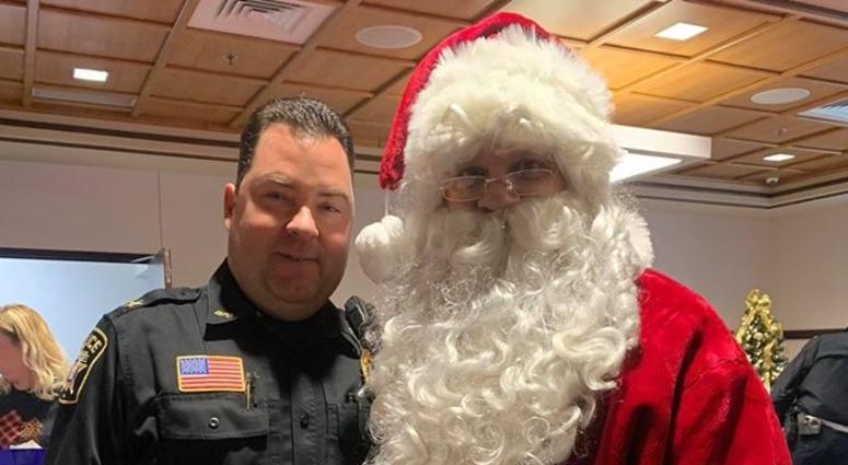 Bridgeville Police Department Shop with a Cop