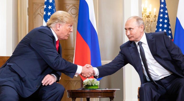 President Donald J. Trump and President Vladimir Putin of the Russian Federation