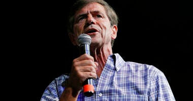 Democratic presidential candidate and former congressman Joe Sestak