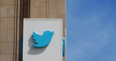 Twitter office building in San Francisco