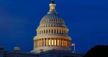 Capitol Dome in Washington