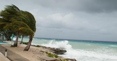 Hurricane Dorian hit southeastern US coast