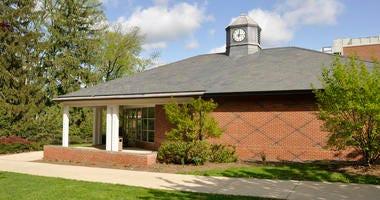 East Stroudsburg University - stock photo